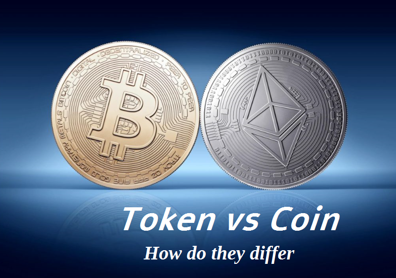 difference between token and coin